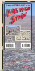 Buy map Frankos guide map of the Las Vegas strip by Frankos Maps Ltd. from Nevada Maps Store