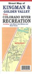 Buy map Kingman and Golden Valley, Arizona by North Star Mapping from Arizona Maps Store