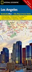 Buy map Los Angeles, California DestinationMap by National Geographic Maps from California Maps Store