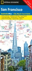 Buy map San Francisco, California DestinationMap by National Geographic Maps from California Maps Store