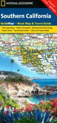 Buy map California, Southern GuideMap by National Geographic Maps from California Maps Store