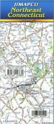 Buy map Connecticut, Northeast, Quickmap by Jimapco from Connecticut Maps Store