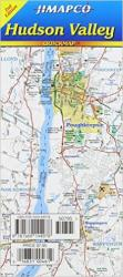 Buy map Hudson Valley, New York, Quickmap by Jimapco