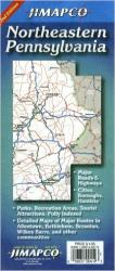 Buy map Pennsylvania, Northeast by Jimapco