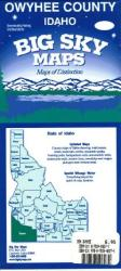 Buy map Owyhee County, Idaho by Big Sky Maps from Idaho Maps Store
