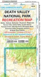 Buy map Death Valley National Park, California by Tom Harrison Maps from California Maps Store