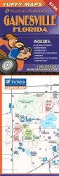 Buy map Gainesville andAlachua County, Florida Laminated Tuffy Map by Tuffy Maps