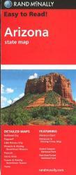 Buy map Arizona by Rand McNally from Arizona Maps Store