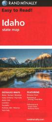 Buy map Idaho by Rand McNally from Idaho Maps Store