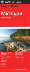 Buy map Michigan by Rand McNally