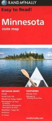 Buy map Minnesota by Rand McNally from Minnesota Maps Store