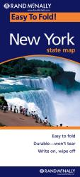 Buy map New York, Easy to Fold by Rand McNally from New York Maps Store