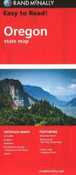 Buy map Oregon by Rand McNally from Oregon Maps Store