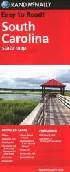 Buy map South Carolina by Rand McNally
