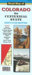Buy map Colorado by North Star Mapping
