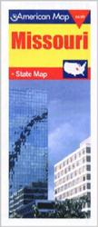 Buy map Missouri Road Map by Kappa Map Group