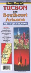 Buy map Tucson and Southeast Arizona, Recreation Map by North Star Mapping from Arizona Maps Store