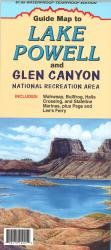 Buy map Lake Powell and Glen Canyon, Utah Recreation Map by North Star Mapping from Utah Maps Store