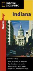 Buy map Indiana GuideMap by National Geographic Maps from Indiana Maps Store