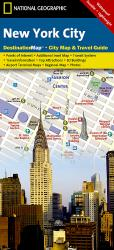 Buy map New York City, New York DestinationMap by National Geographic Maps from New York Maps Store