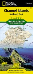 Buy map Channel Islands National Park, Map 252 by National Geographic Maps from California Maps Store