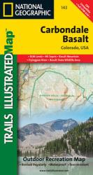 Buy map Carbondale Basalt, Colorado, Map 143 by National Geographic Maps from Colorado Maps Store