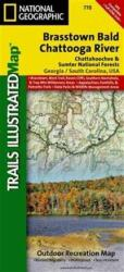 Buy map Chattahoochee and Sumter National Forests, GA/SC, Map 778 by National Geographic Maps from United States Maps Store