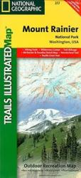 Buy map Mount Rainier National Park, Map 217 by National Geographic Maps from Washington Maps Store