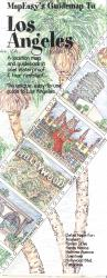Buy map Los Angeles, California, Guidemap by MapEasy, Inc. from California Maps Store