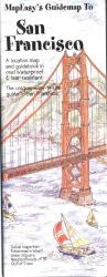 Buy map San Francisco, California, Guidemap by MapEasy, Inc. from California Maps Store