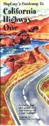 Buy map California Highway One, Guidemap by MapEasy, Inc. from California Maps Store