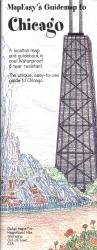 Buy map Chicago, Illinois Guidemap by MapEasy, Inc. from Illinois Maps Store