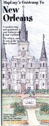 Buy map New Orleans, Louisiana, Guidemap by MapEasy, Inc. from Louisiana Maps Store