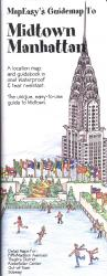 Buy map Manhattan, Midtown, New York City, Guidemap by MapEasy, Inc.