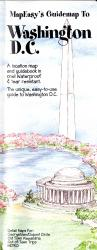 Buy map Washington, DC, Guidemap by MapEasy, Inc. from District of Columbia Maps Store