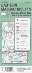 Buy map Massachusetts, Eastern, Road and Bicycle Map by Rubel BikeMaps from Massachusetts Maps Store
