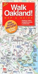 Buy map Oakland, California Walking Map and Guide by Rufus Graphics from California Maps Store