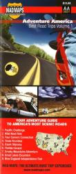 Buy map Adventure America, Best Road Trips, Volume 1 by MAD Maps from United States Maps Store