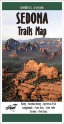 Buy map Sedona, Arizona, Trails Map by Emmitt Barks Cartography from Arizona Maps Store