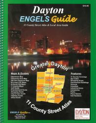 Buy map Dayton, Ohio, Atlas by Engels Guide from Ohio Maps Store