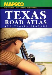 Buy map Texas, Road Atlas and Travel Planner by Kappa Map Group from Texas Maps Store