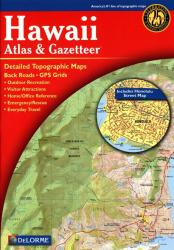 Buy map Hawaii, Atlas and Gazetteer by DeLorme from Hawaii Maps Store