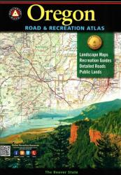 Buy map Oregon Road and Recreation Atlas by Benchmark Maps from Oregon Maps Store