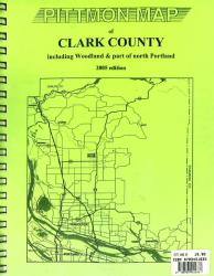 Buy map Vancouver and Clark County, Washington Atlas by Pittmon Map Company from Washington Maps Store