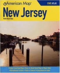 Buy map New Jersey, Atlas by Kappa Map Group from New Jersey Maps Store