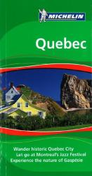 Buy map Quebec, Green Guide by Michelin Maps and Guides from Canada Maps Store