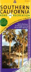 Buy map California, Southern, Road and Recreation by Great Pacific Recreation & Travel Maps from California Maps Store