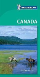 Buy map Canada, Green Guide by Michelin Maps and Guides from Canada Maps Store