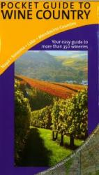 Buy map Napa and Sonoma, Pocket Guide to Wine Country by Great Pacific Recreation & Travel Maps from California Maps Store