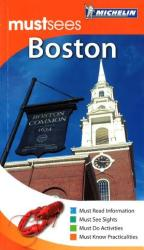 Buy map Boston, Massachusetts, Must See Guide by Michelin Maps and Guides